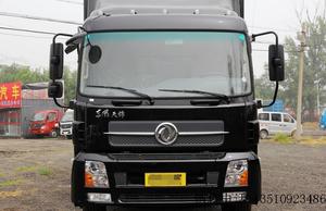 东风商用车 天锦中卡 160马力 4X2 6.8米厢式载货车
